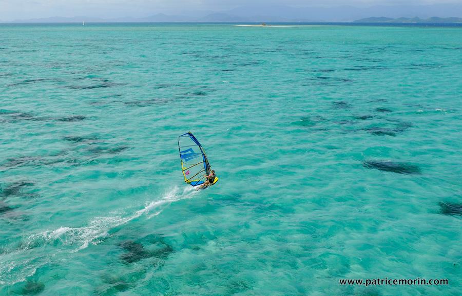 windsurf nouvelle Calédonie