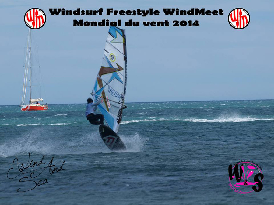 Valentin Mourier (Photo WindAndSea)