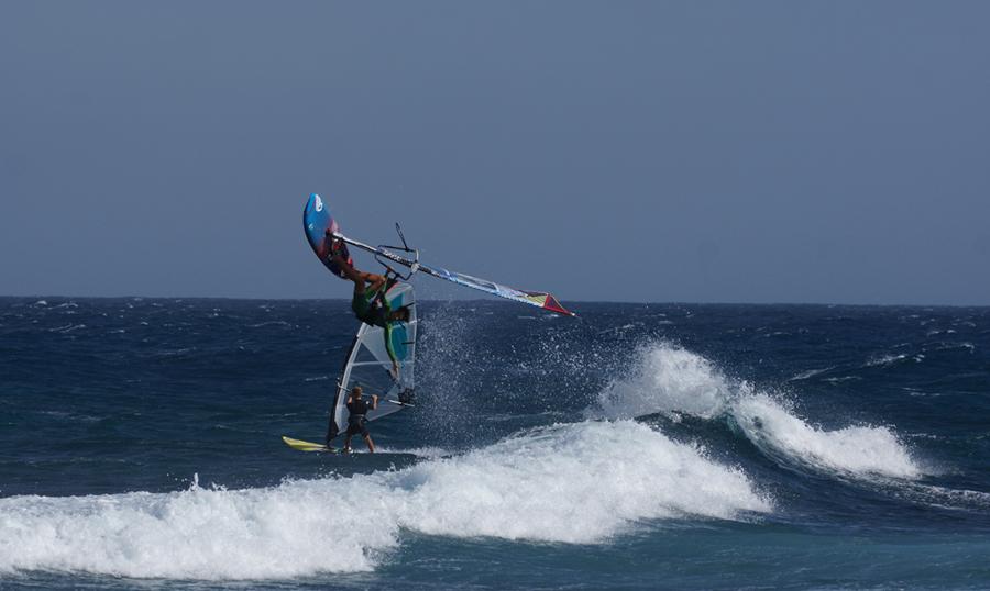 saut - windsurf