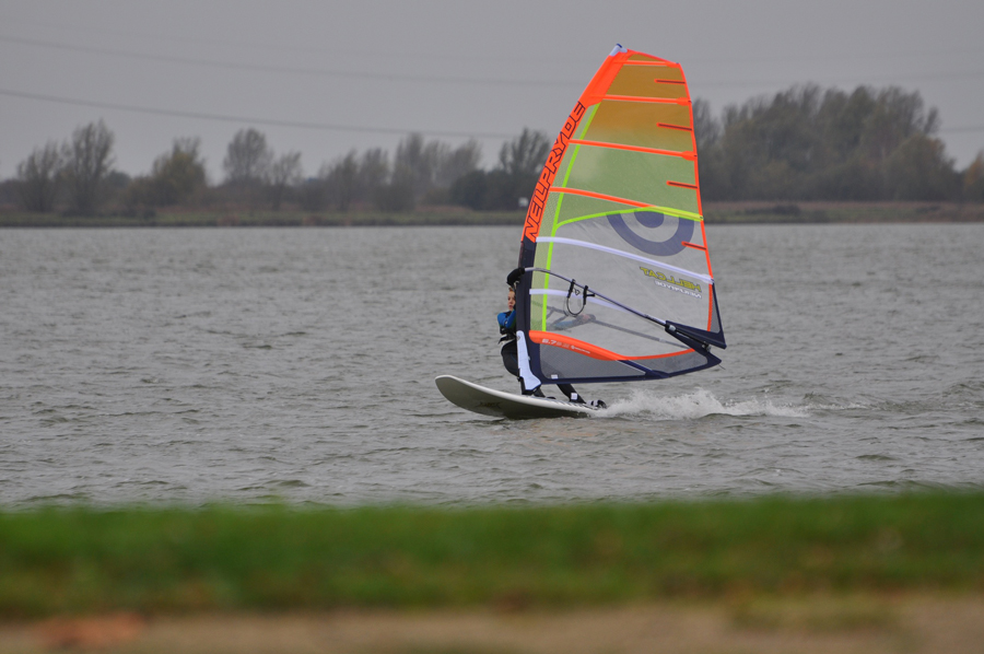 cyril evrard - windsurfing