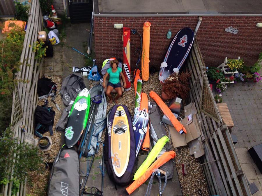 matériel-windsurf