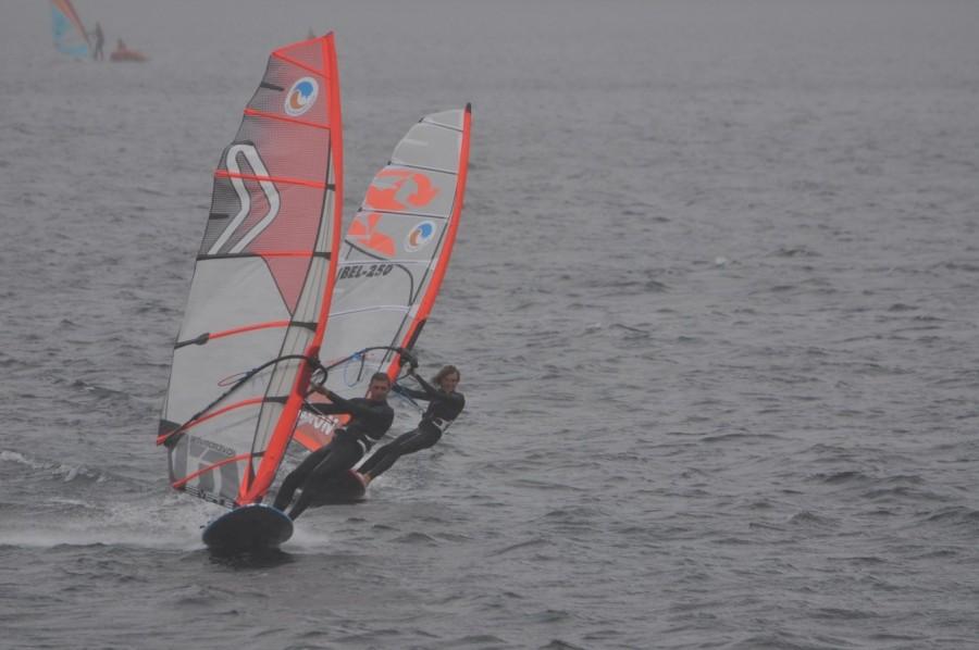 windsurf - lac eau d'heure