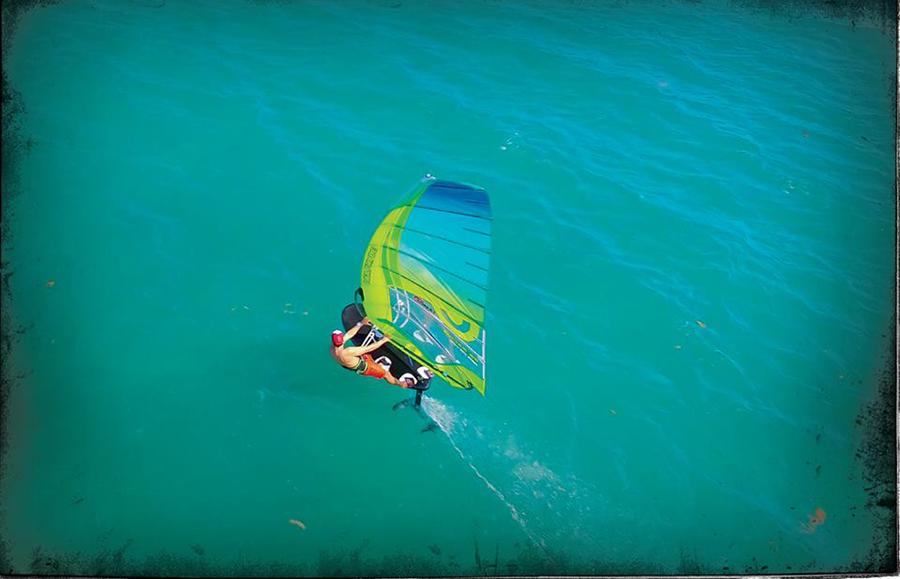 foil - windsurf