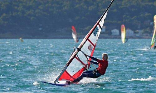 coraline foveau - windsurf
