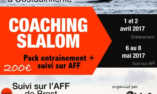 entrainement slalom