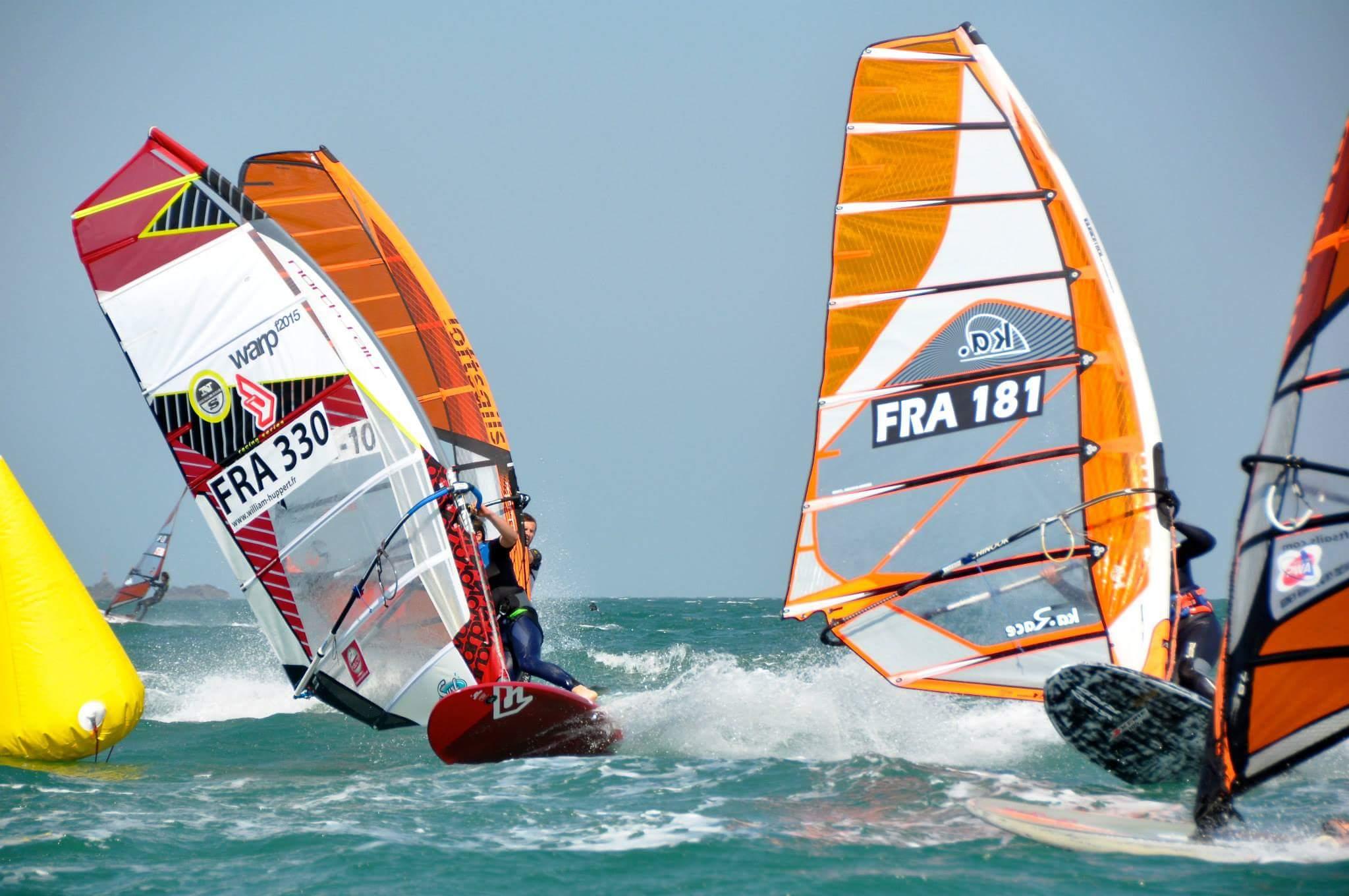 windsurf - bretagne