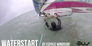 waterstart-windsurf