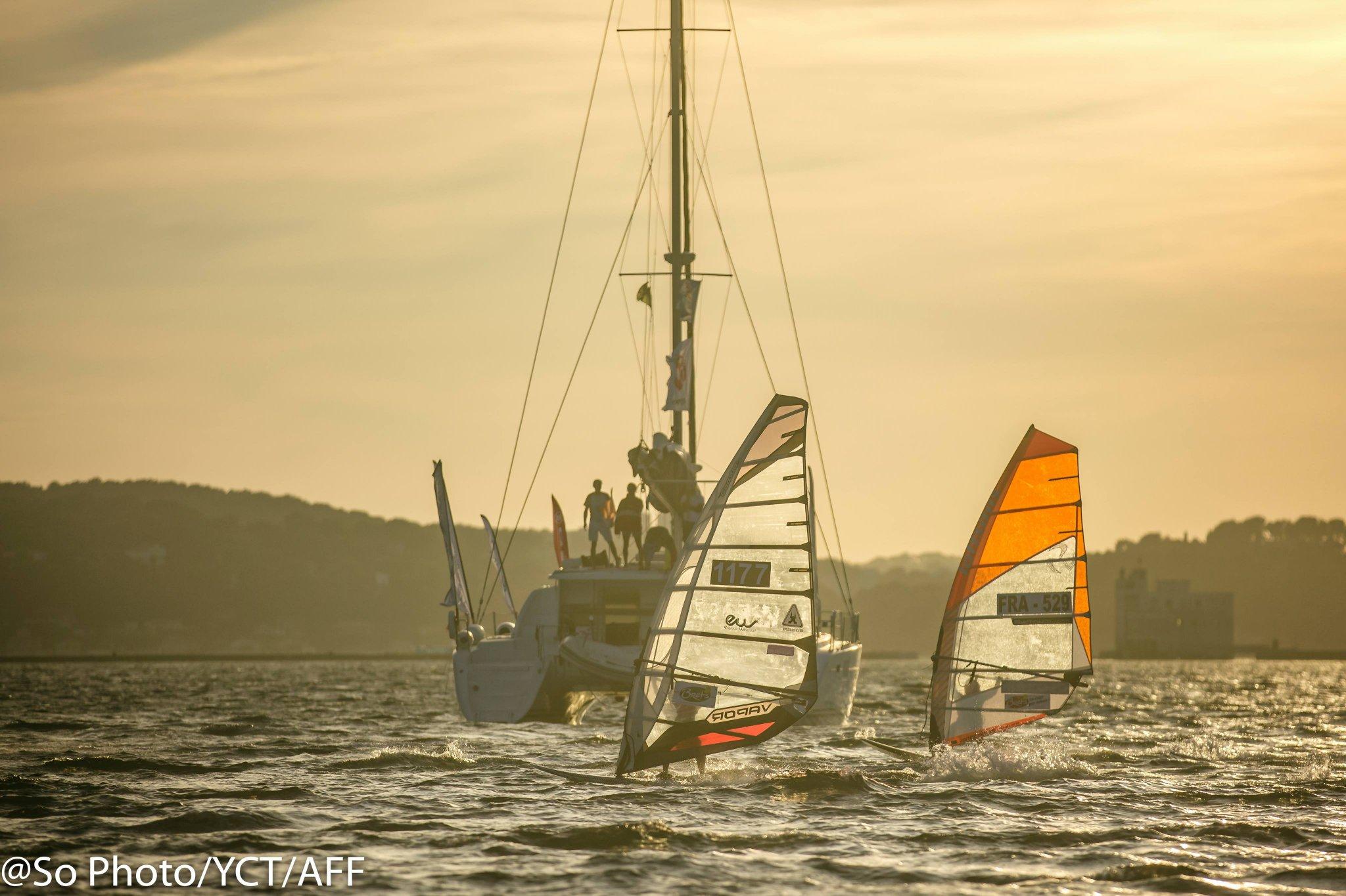 slalom windsurf justine lemeteyer