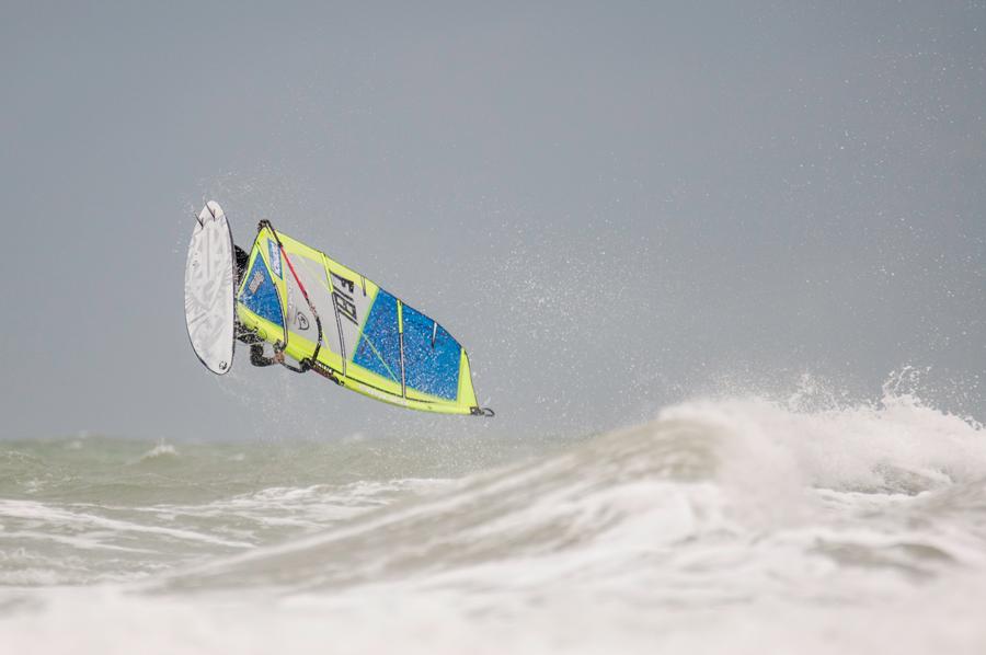 windsurf frontloop